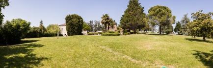 Montargent - Grounds - Upper Garden 1