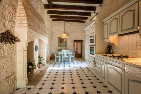Montargent - Manoir - Kitchen 1