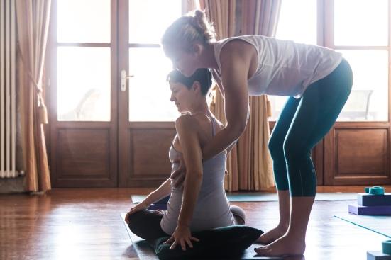 French Yoga Retreat_YogaPractise-13